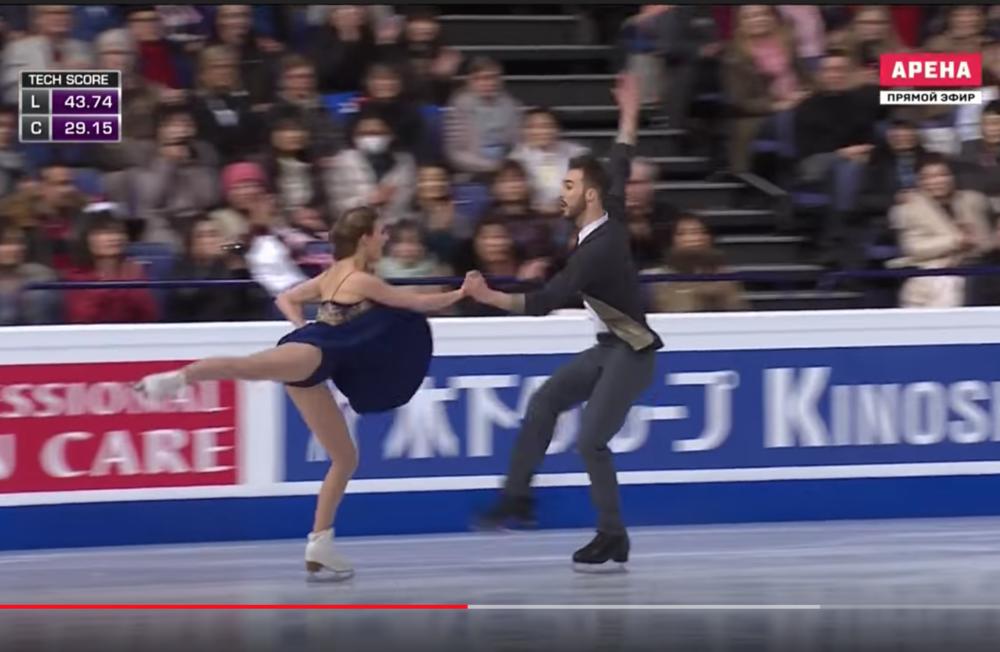 WC 2017 Gabriella PAPADAKIS : Guillaume CIZERON 2 (76.89) World Championship.png
