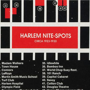 harlem nachtclub karte