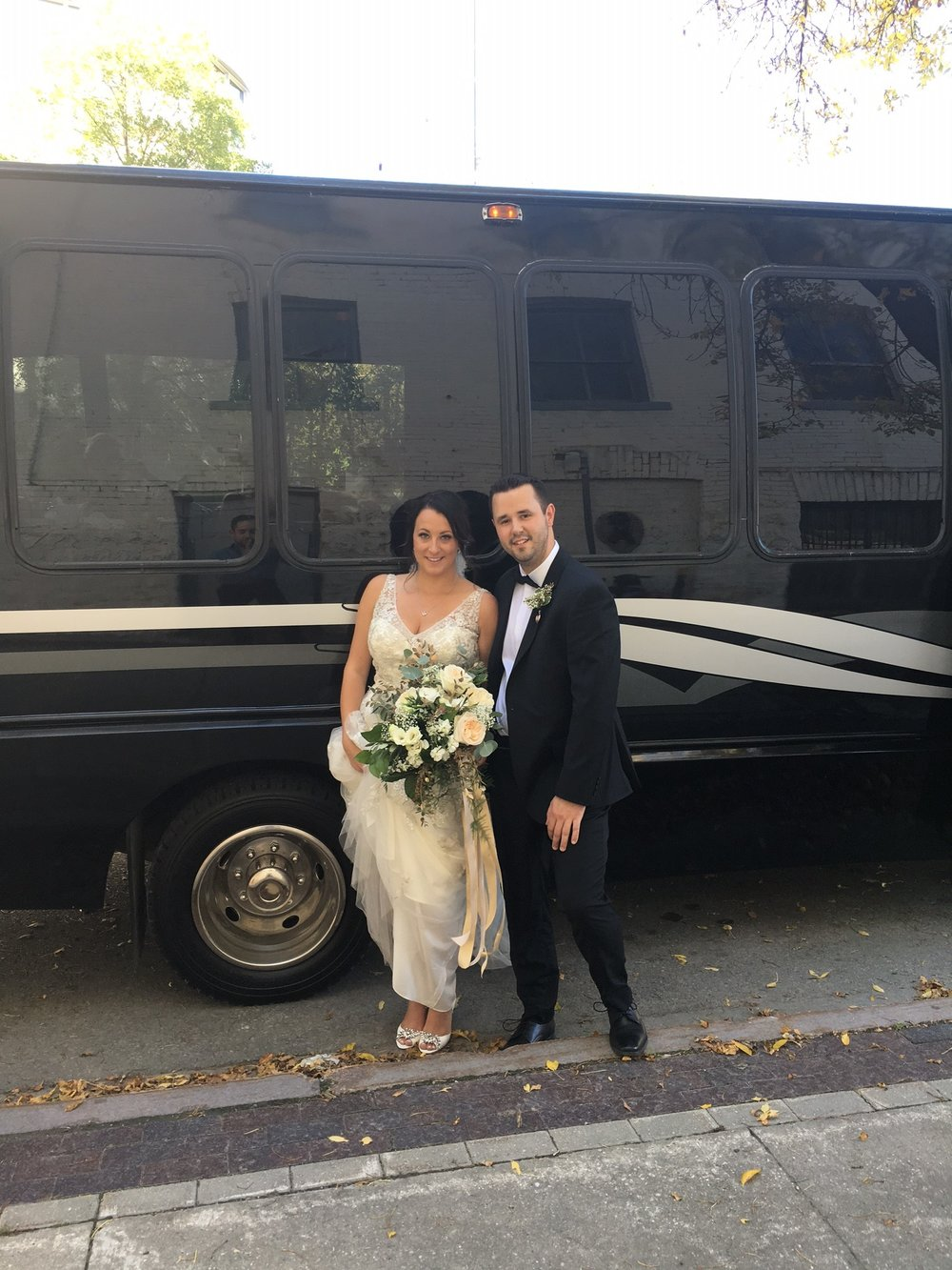 Danielle and Matthew
