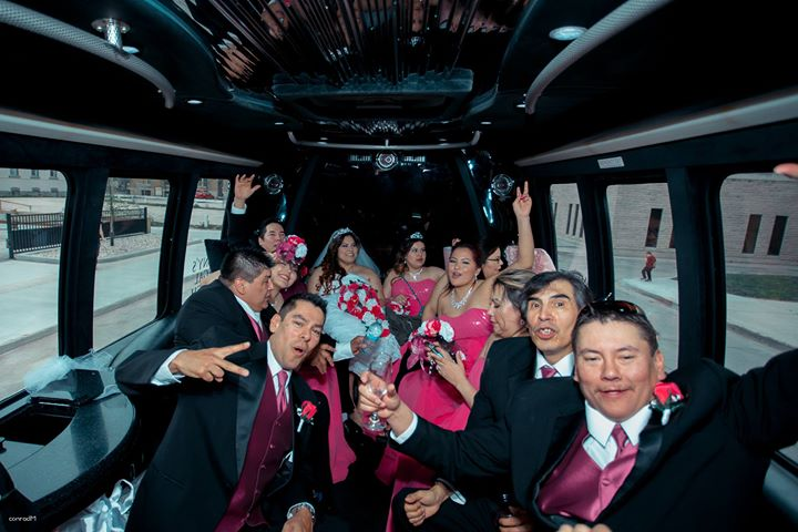 Bev and Andy Wedding Party- May 20, 2017