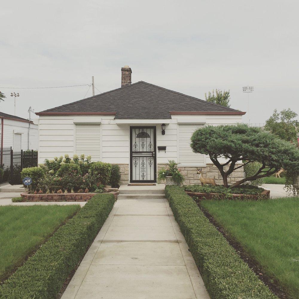 Jackson Family home.
