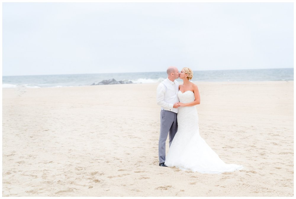 McLoone's beach wedding
