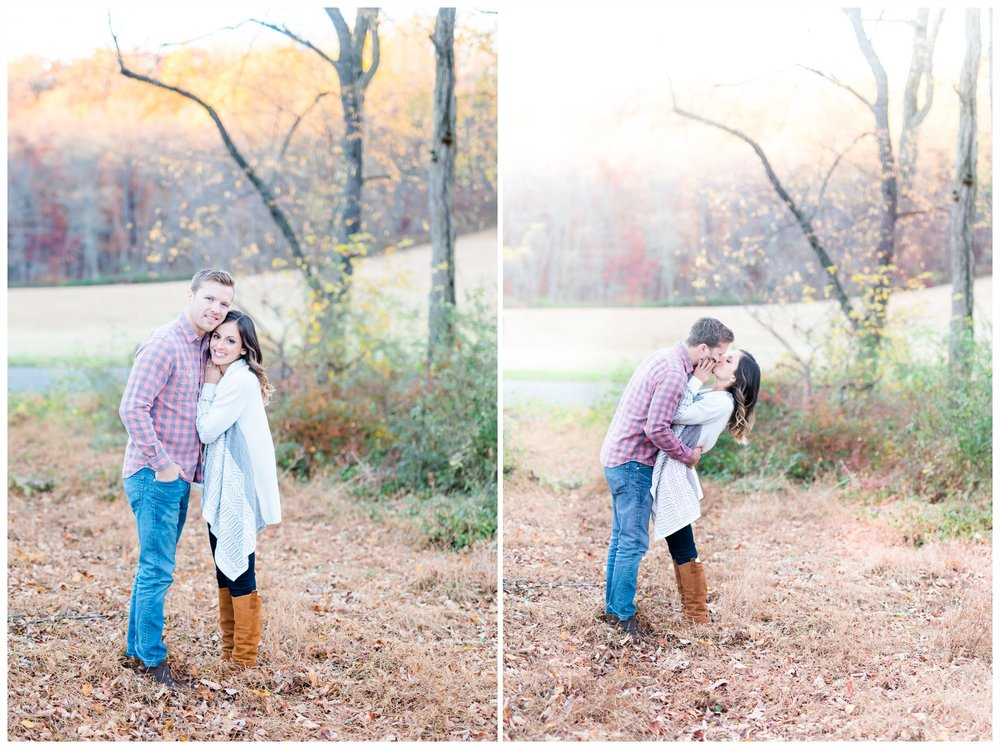 Jockey Hollow NJ Engagement Session