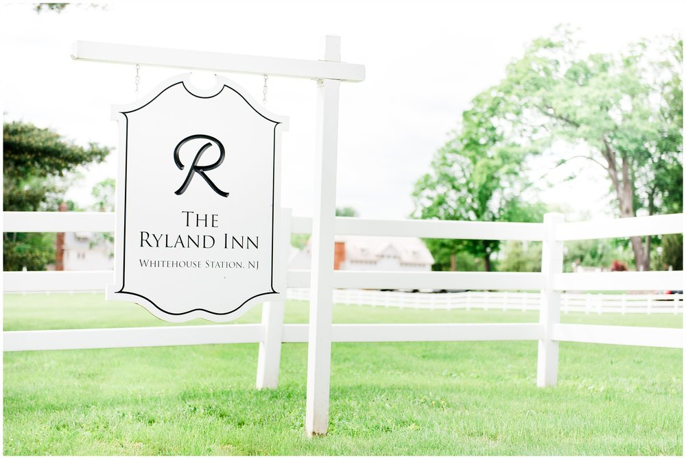 ryland inn wedding, whitehouse station ,nj