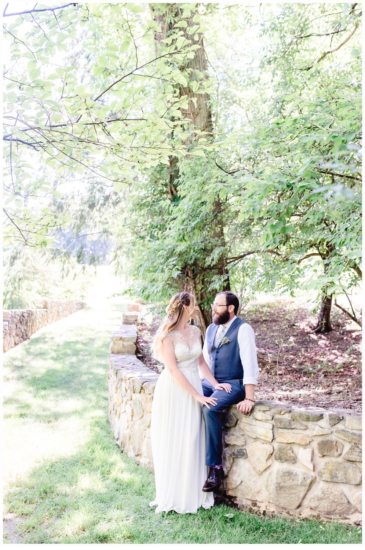 Bamboo Brook Wedding Far Hills New Jersey