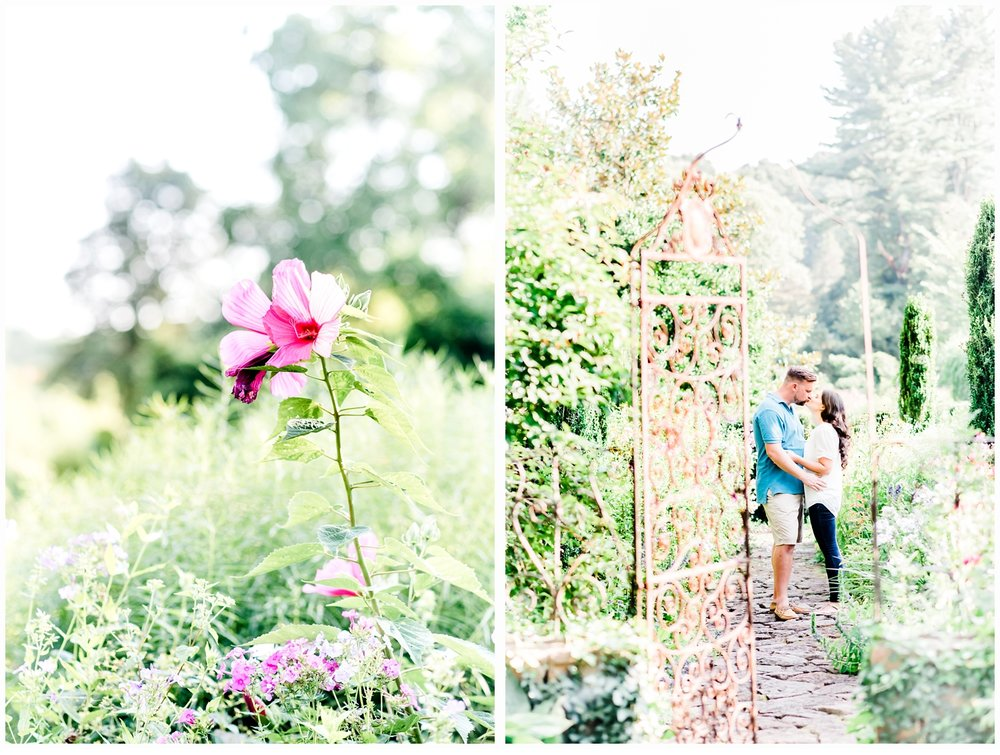 Flower Fields Engagement Session