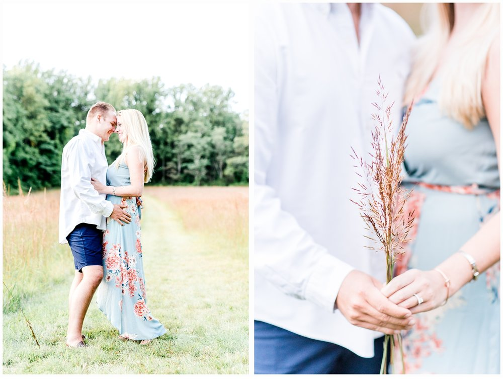 jockey hollow engagement session