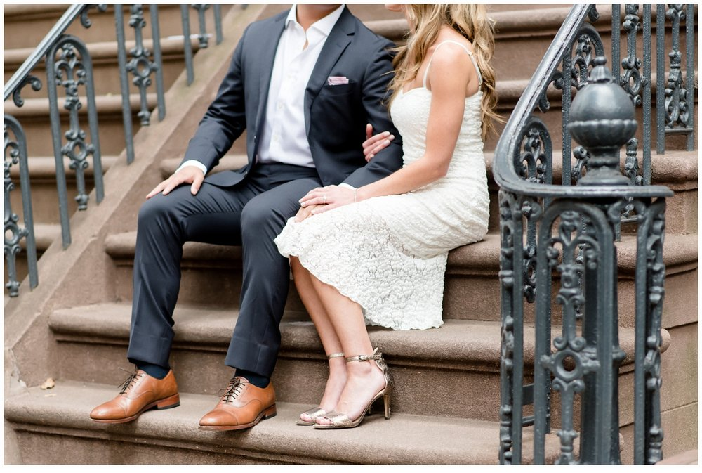 West Village New York City Engagement
