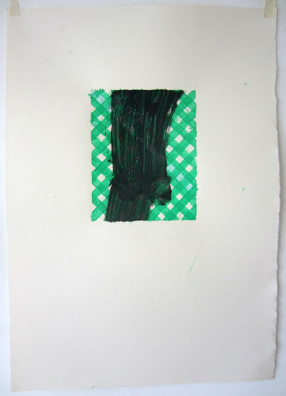 green drag on (II)
