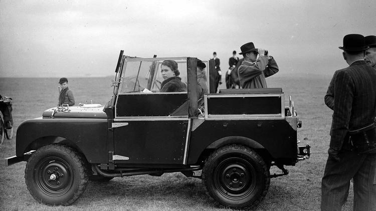 Land Rover Experience, Peckforton Castle — tail Saturdays