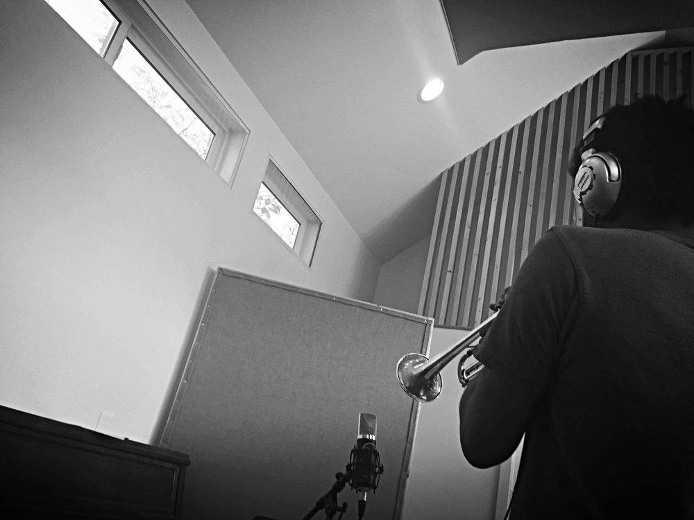 Carter Yasutake, trumpet