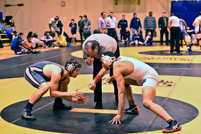 An Underdog Sport in NY, Wrestling Helps Students Score Better Grades