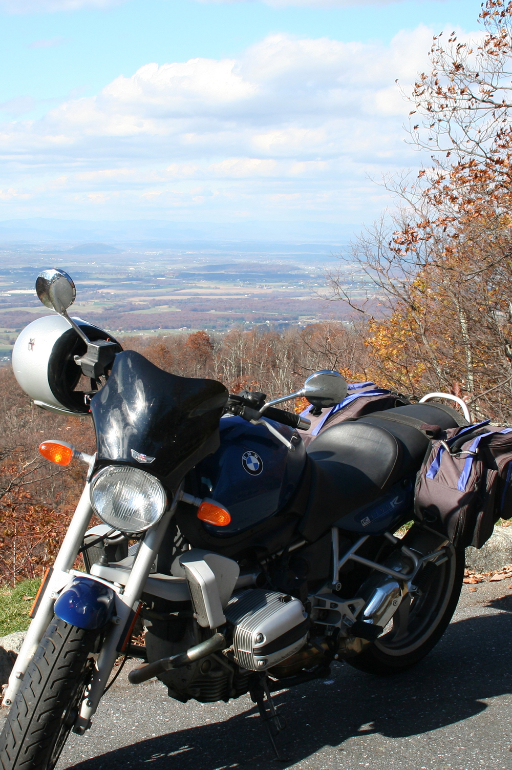 The Blue Ridge Parkway, VA