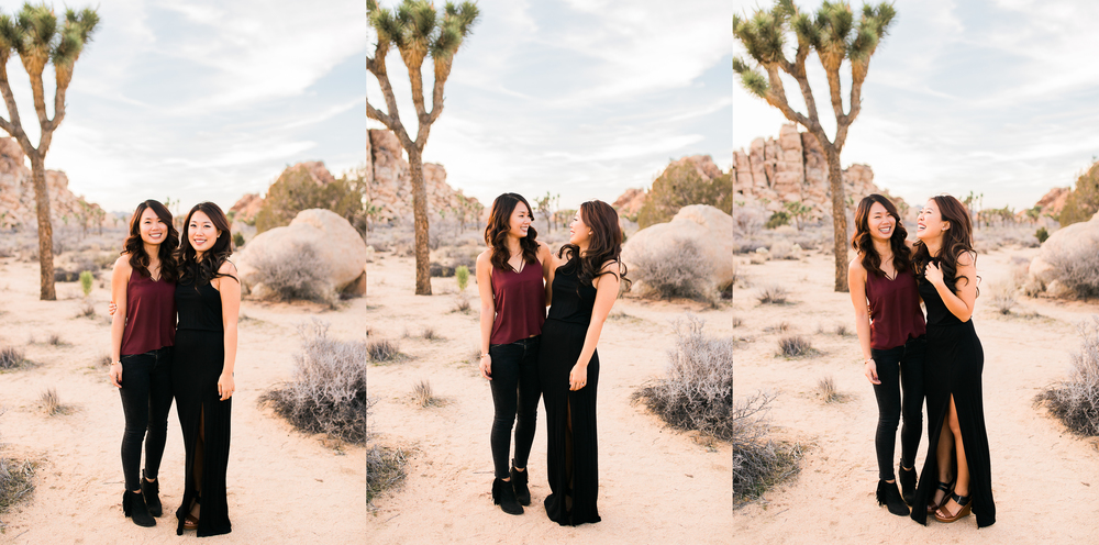 joshua tree national park portrait photography | www.abbihearne.com