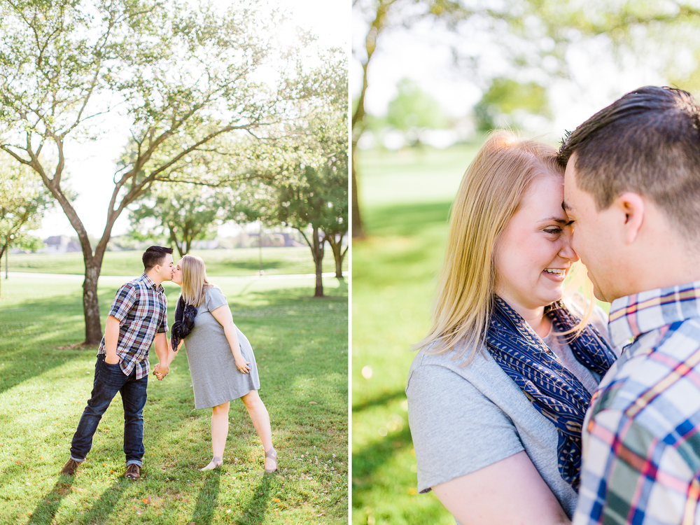 houston, texas engagement photography | www.abbihearne.com