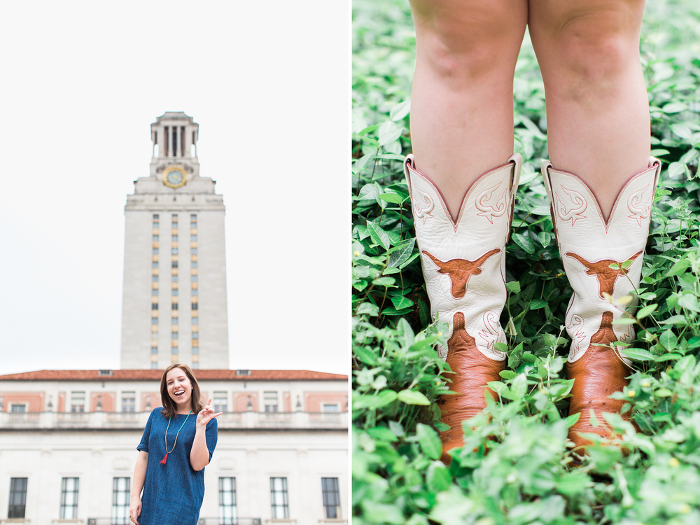 austin texas senior graduation portrait photography | www.abbihearne.com