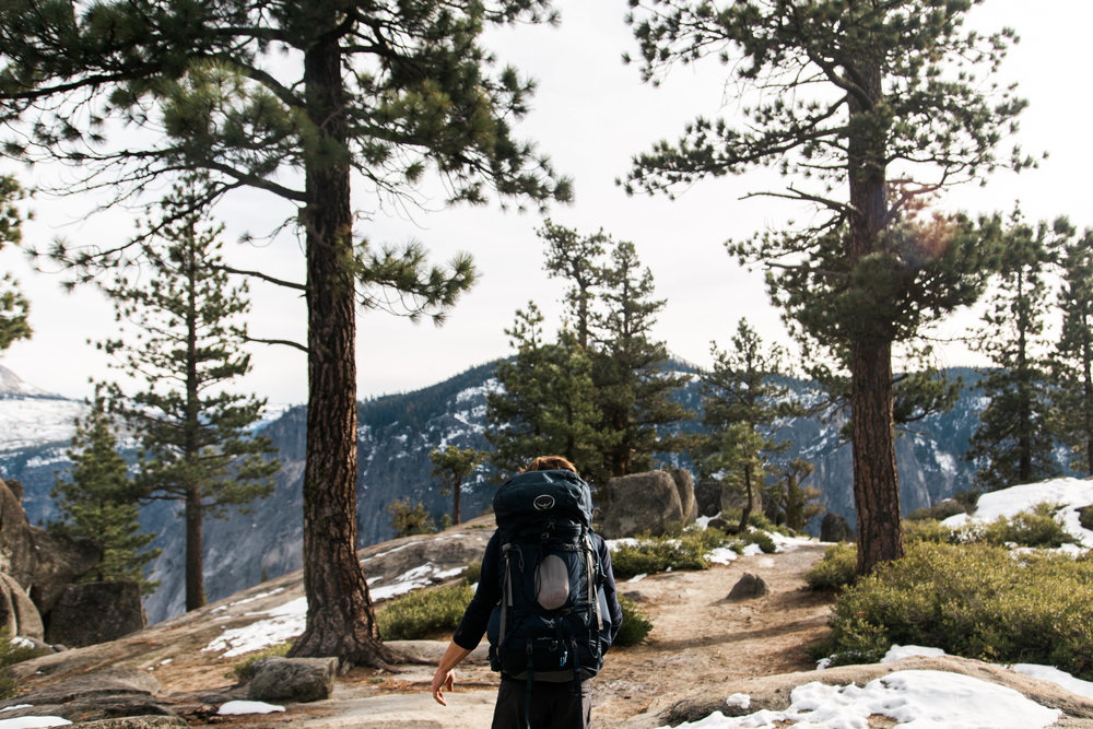 advice for adventurers: backpacking gear | www.abbihearne.com