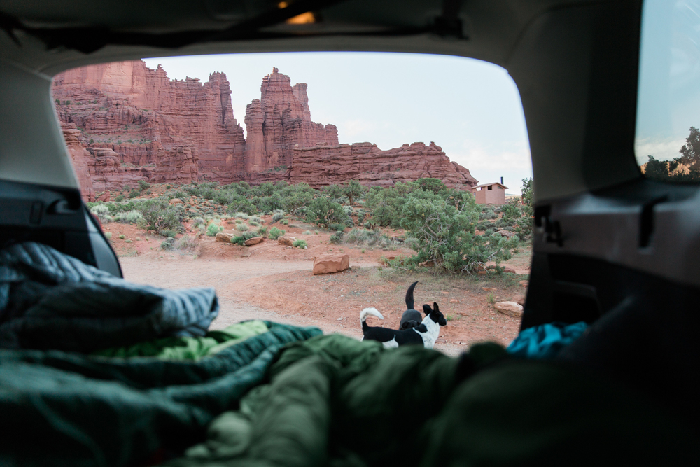 exploring and hiking in Moab, Utah | www.abbihearne.com | adventure photographer