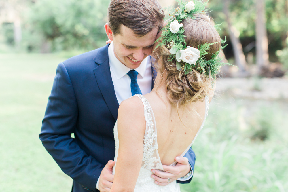 texas garden party wedding // outdoor wedding photographer // www.abbihearne.com