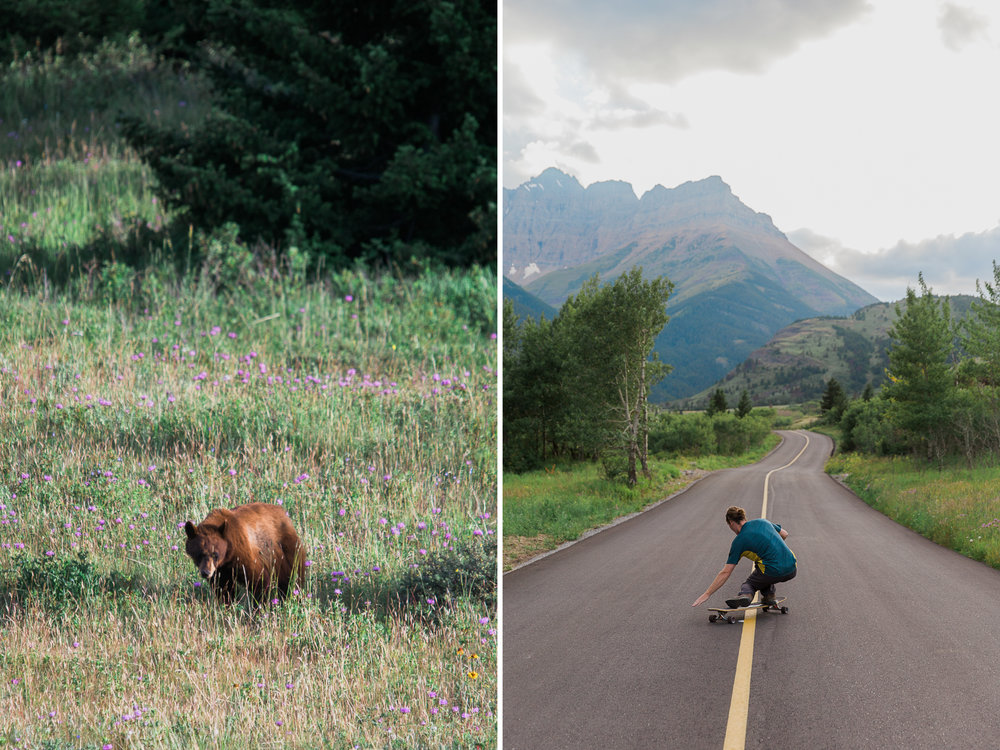waterton lakes national park // www.abbihearne.com // adventure lifestyle photography