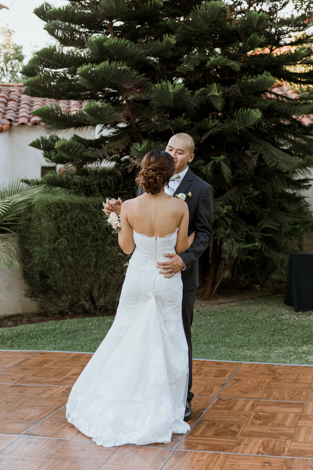 southern california wedding photographer // griffith house anaheim, ca // www.abbihearne.com