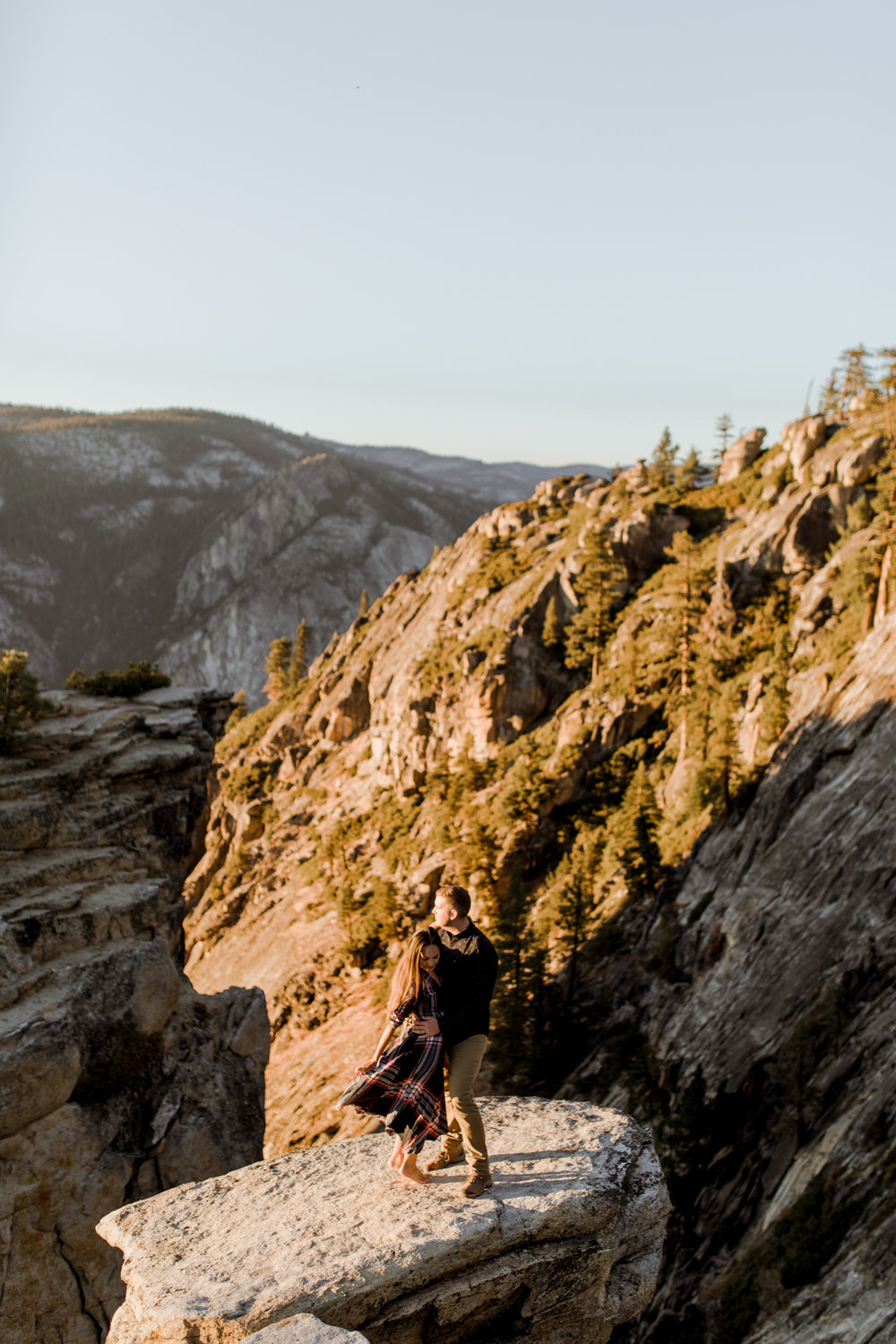 yosemite adventure session // national park wedding photographer // www.abbihearne.com