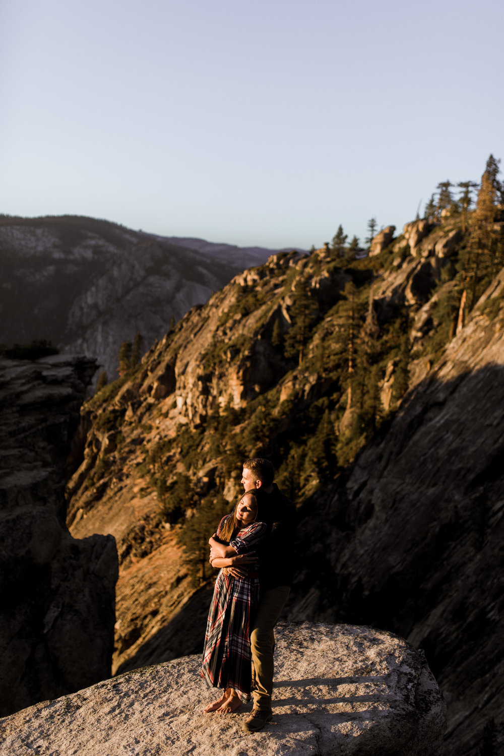 Yosemite National Park anniversary photo session // california adventure wedding photographer // www.abbihearne.com