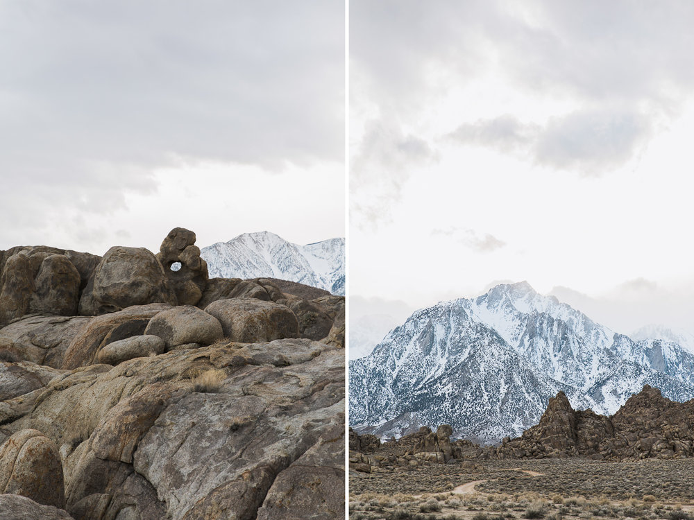 exploring the eastern sierras // lone pine, california // www.abbihearne.com