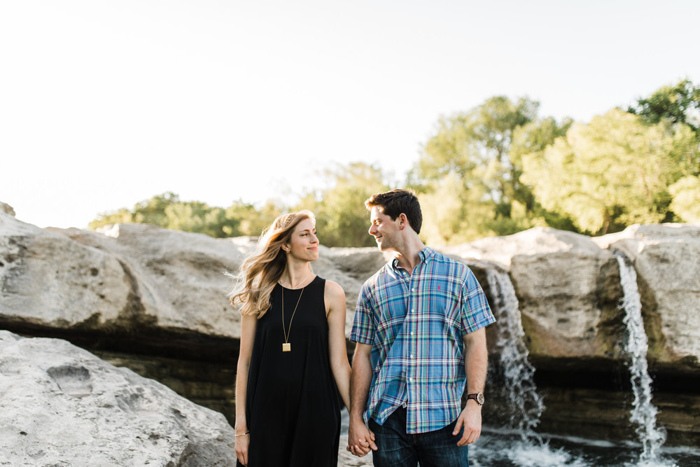 austin, texas engagement session // adventure wedding photographer // thehearnes.com