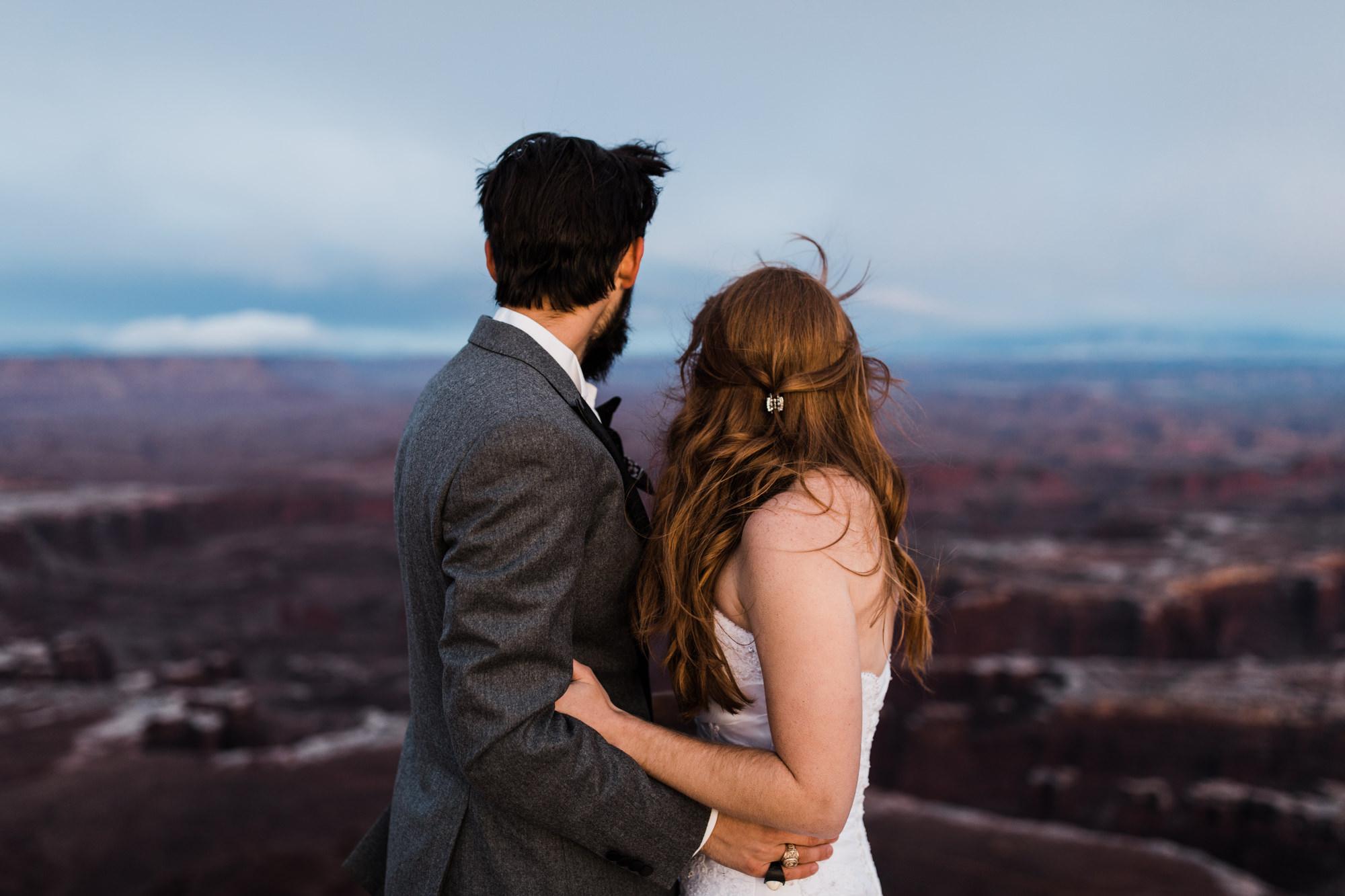 Moab Wedding Photography: Moab, Utah Portrait Session