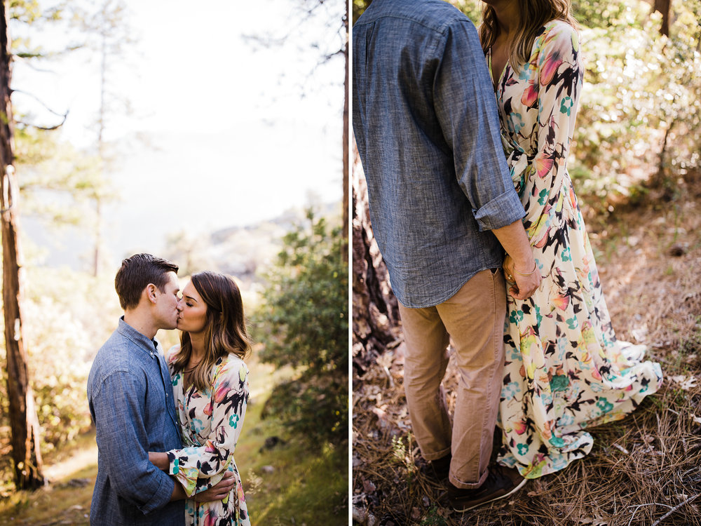 yosemite adventure session | national park wedding photographer | california elopement inspiration | www.thehearnes.com