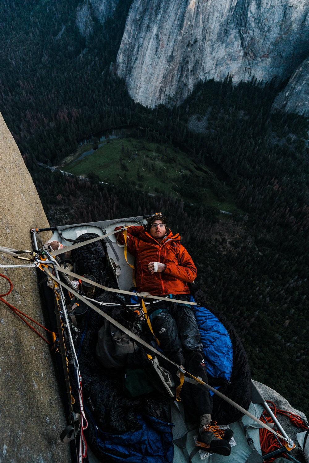 climbing el capitan in yosemite national park | freerider on el cap | yosemite adventure photographer