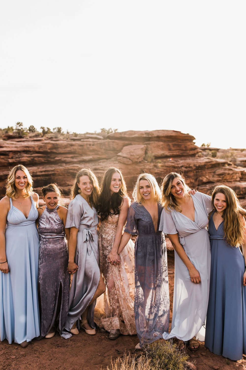 spacenet wedding in moab, utah | destination adventure wedding photographers | the hearnes adventure photography | www.thehearnes.com