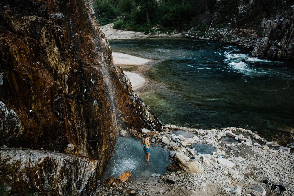 hot springs | utah and california adventure elopement photographers | the hearnes adventure photography | www.thehearnes.com