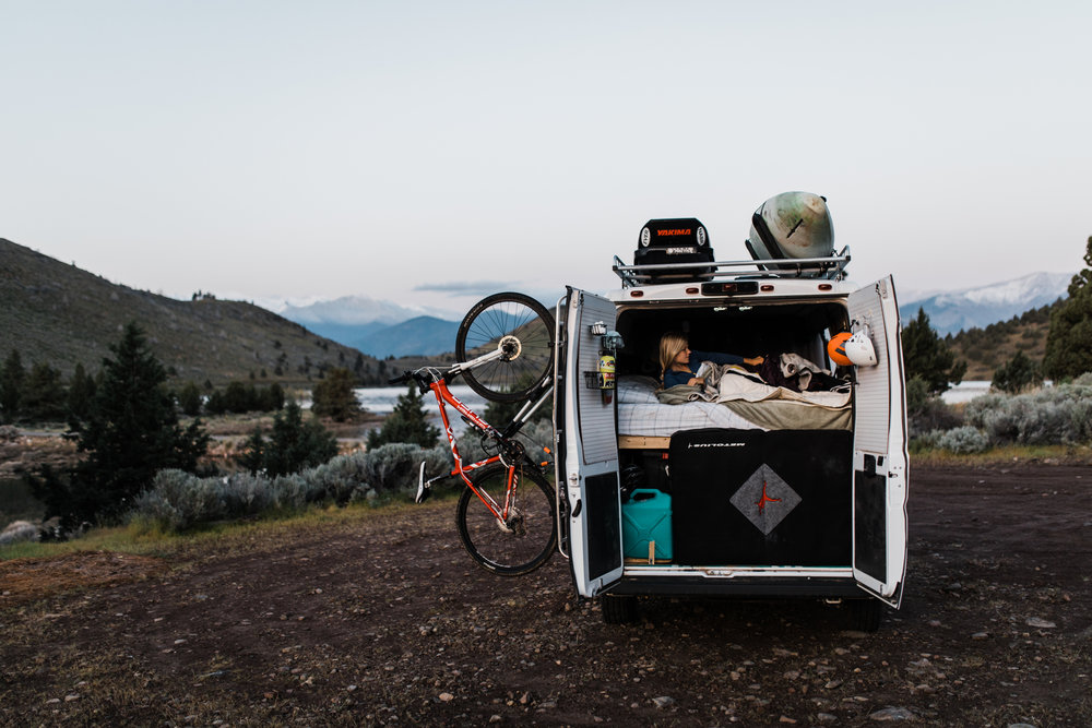 vanlife in northern california | utah and california adventure elopement photographers | the hearnes adventure photography | www.thehearnes.com