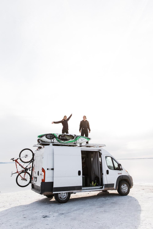 van life in utah | utah and california adventure elopement photographers | the hearnes adventure photography | www.thehearnes.com