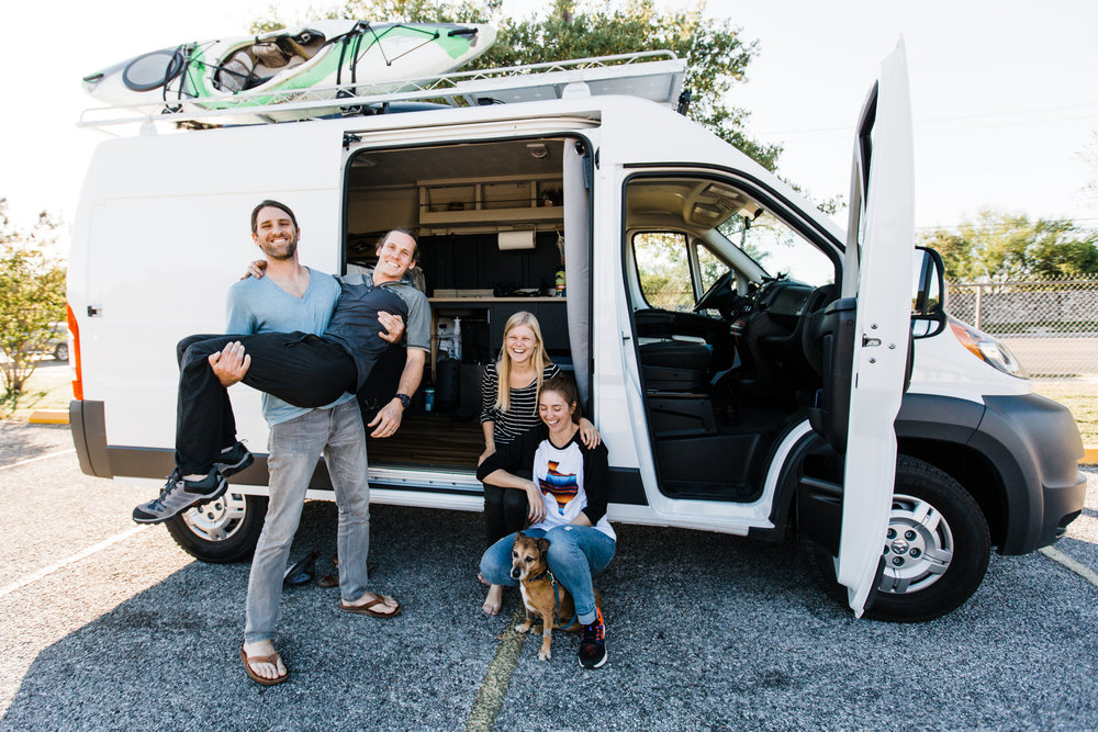 van life | utah and california adventure elopement photographers | the hearnes adventure photography | www.thehearnes.com