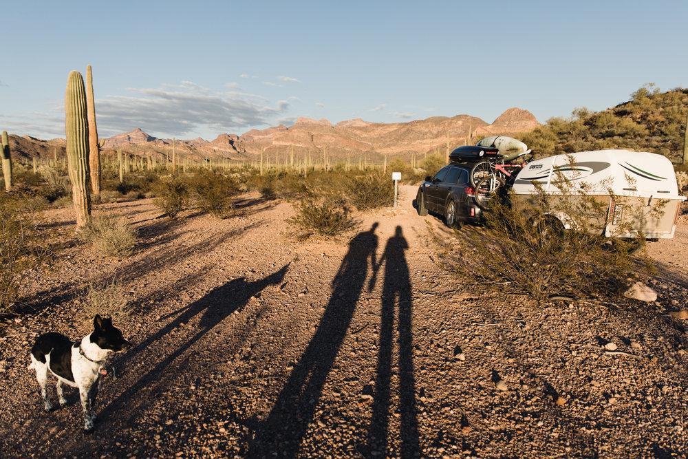 exploring southern arizona | utah and california adventure elopement photographers | the hearnes adventure photography | www.thehearnes.com