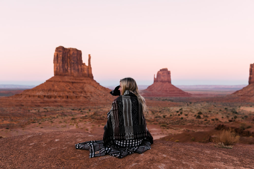monument valley camping | utah and california adventure elopement photographers | the hearnes adventure photography | www.thehearnes.com