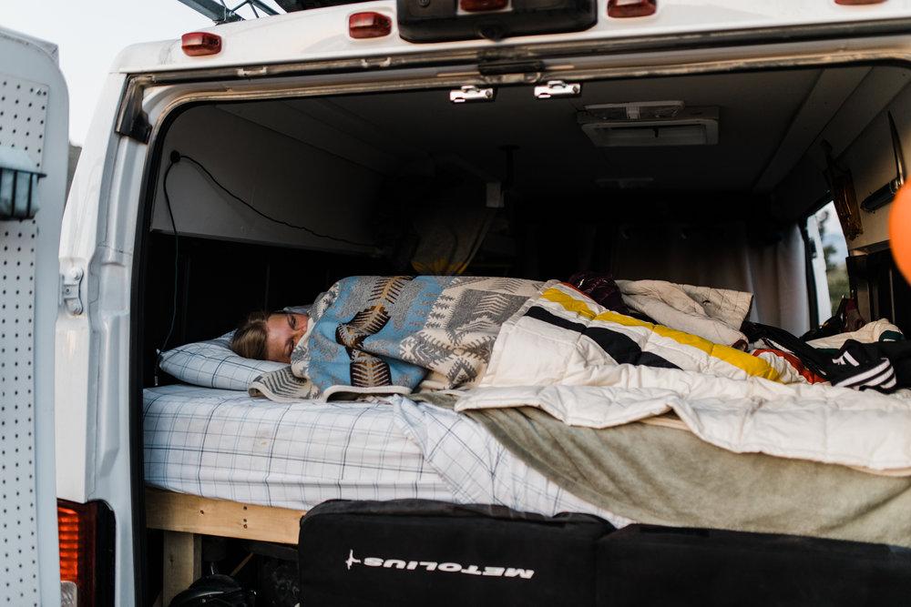 vanlife camping in california | utah and california adventure elopement photographers | the hearnes adventure photography | www.thehearnes.com