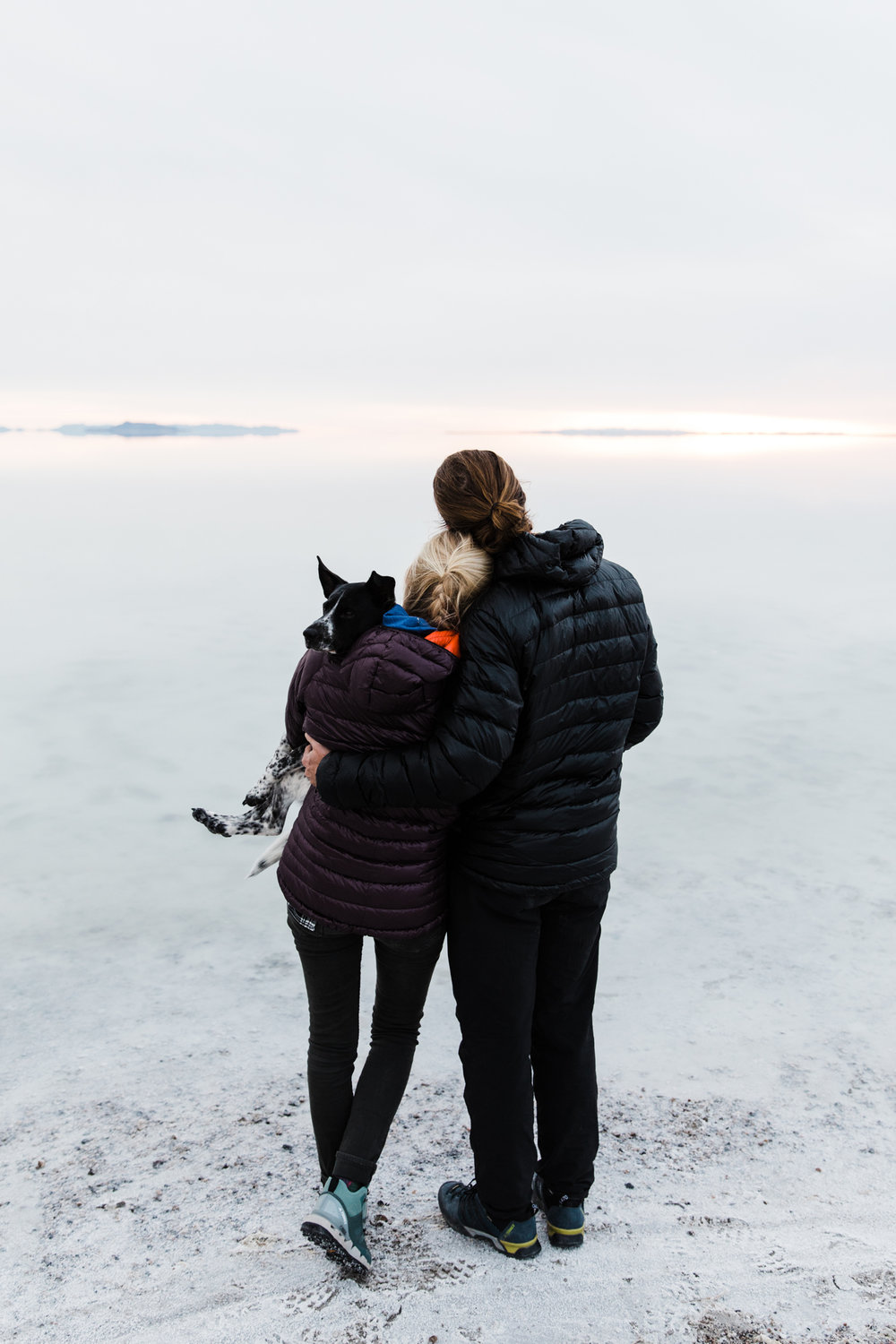camping in the salt flats | utah and california adventure elopement photographers | the hearnes adventure photography | www.thehearnes.com