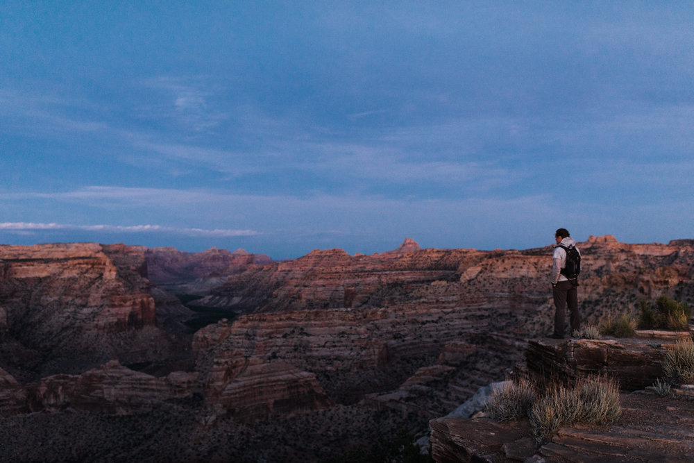 exploring the utah desert | utah and california adventure elopement photographers | the hearnes adventure photography | www.thehearnes.com