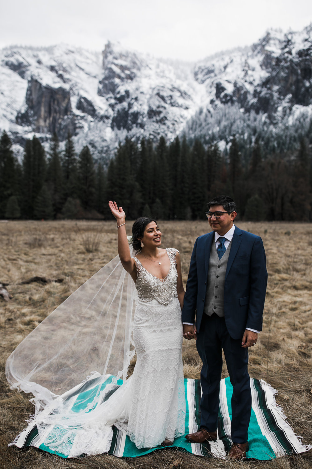 elopements in yosemite national park