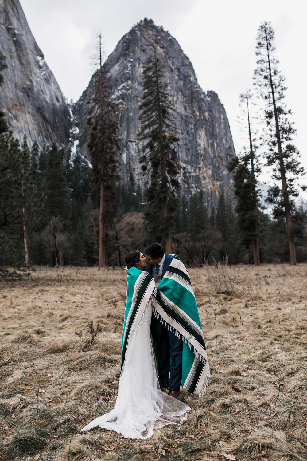 cuddy elopement in yosemite valley