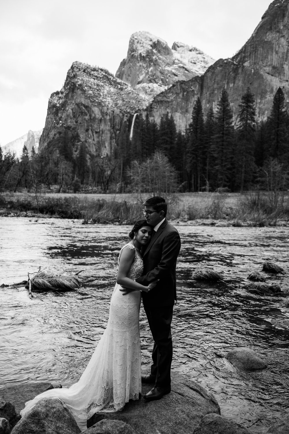 yosemite national park wedding photographer