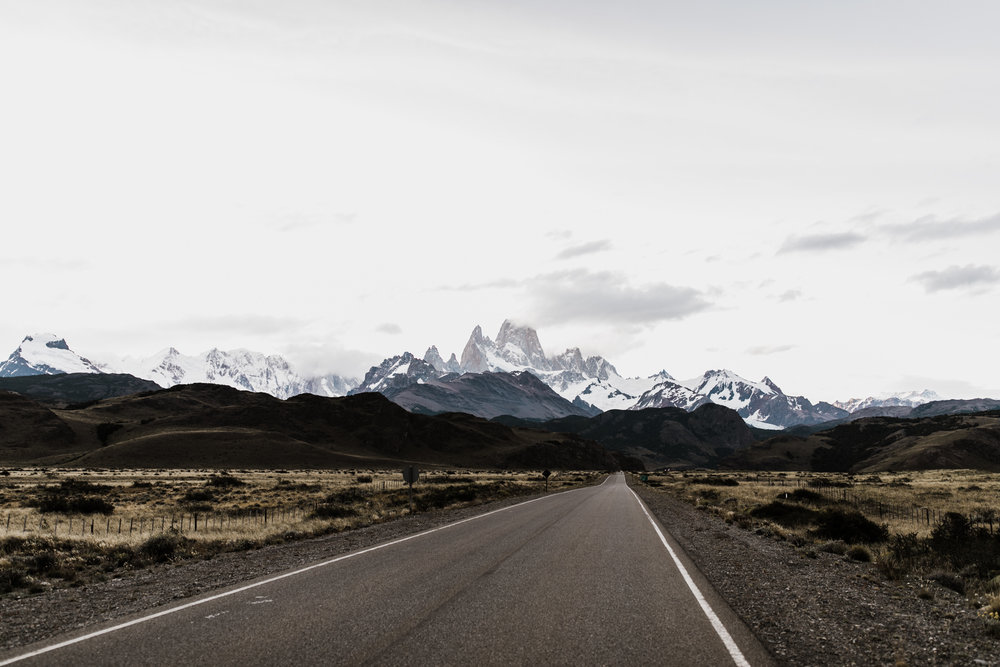 adventurous road trip through el chalten in patagonia