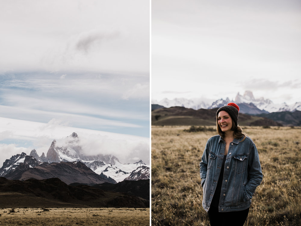 anni graham is a destination wedding photographer in patagonia