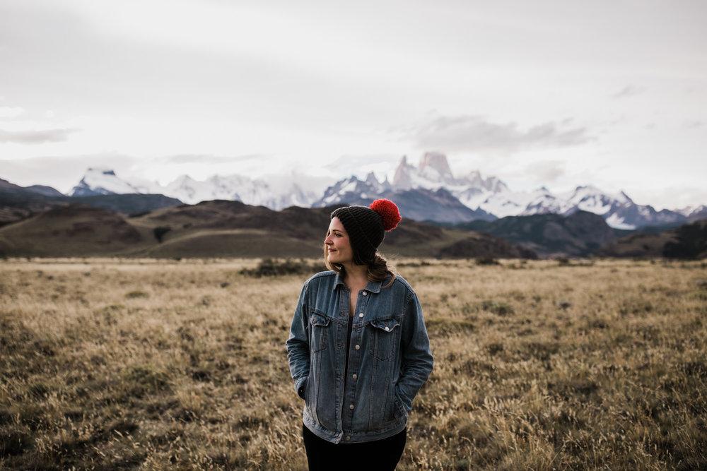 anni graham in patagonia
