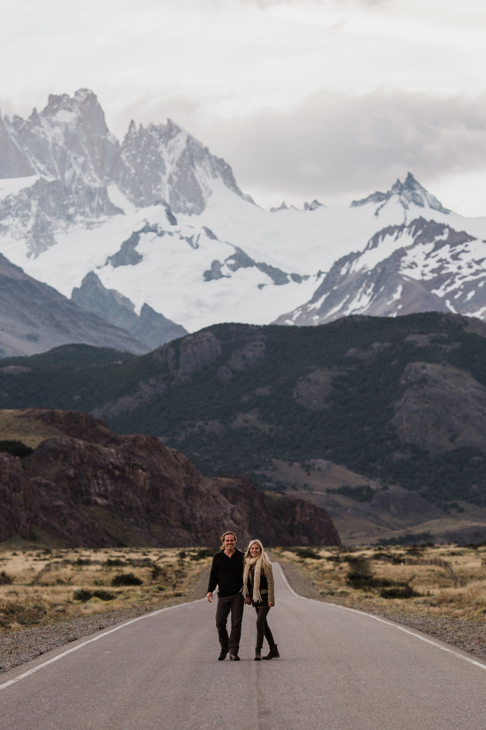 the hearnes adventure photographer in patagonia