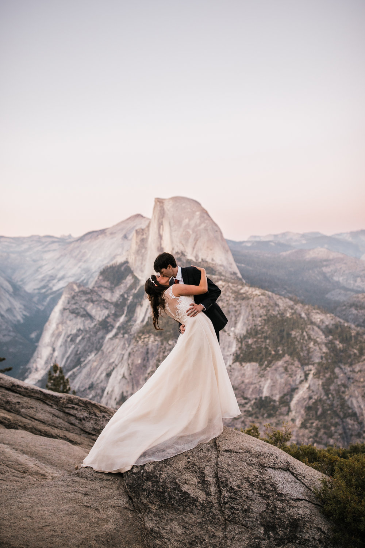 Yosemite-National-Park-Wedding-Photographer-Adventure-Wedding-Photos-Hearnes-Elopement-Photography-El-Cap-Meadow-Ceremony-Glacier-Point-Sunset-41.JPG